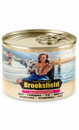 BROOKSFIELD Adult Small Breed Dog консервированный корм для собак мелких пород Говядина с рисом 200гр