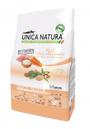 Gheda Корм для кошек Unica Natura Unico Indoor курица/рис/морковь
