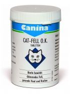 Витамины Canina Cat-Fell O.K. для кошек 100 таб