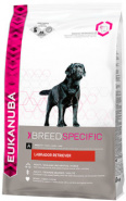 Eukanuba Dog Adult для собак породы лабрадор-ретривер