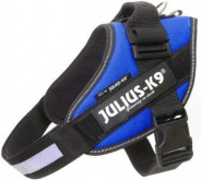 JULIUS-K9 шлейка для собак IDC®-Powerharness, синий