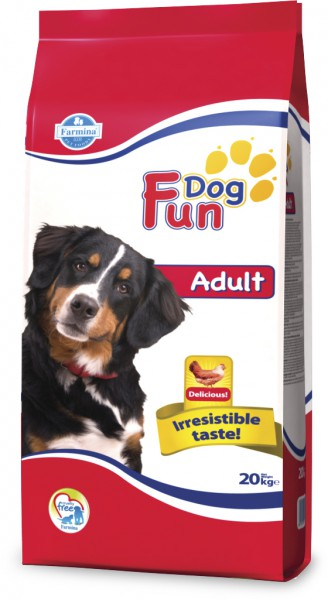 Farmina Fun Dog Adult Сухой корм для собак всех пород