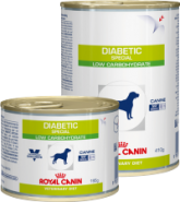 Royal Canin Diabetic Special Low Carbohydrate консервы для собак при сахарном диабете 390гр*12шт
