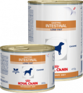 Royal Canin Gastro Intestinal Low Fat Диета с ограниченным содержанием жиров для собак при нарушениях пищеварения 200гр
