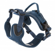 Шлейка Hurtta Active Harness сине-зелёная
