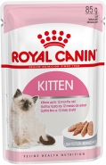 Royal Canin Киттен Инстинктив консервированный корм для котят (паштет) 85гр (пауч)