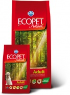 Farmina Ecopet Natural Adult Сухой корм для собак всех пород