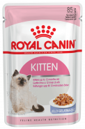 Royal Canin Kitten Instinctive паучи.для котят (кусочки в желе) 85гр