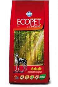 Farmina Ecopet Natural Adult Maxi Сухой корм для собак крупных пород
